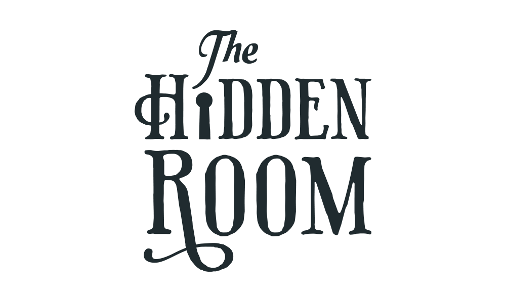 Hidden Room Logo by Five and Four