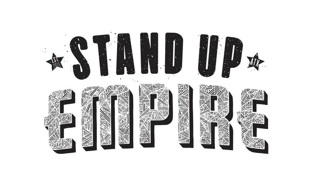 Stand Up Empire Logo by Five and Four