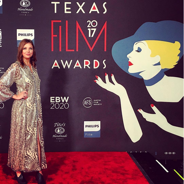 Jennymarie Jemison Texas Film Awards 2017